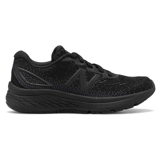 New Balance 880 Kids Training Shoes, Black, rebel_hi-res