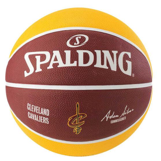 Spalding Team Series Cleveland Cavaliers Basketball 7, , rebel_hi-res