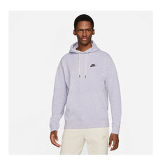 Nike Mens Sportswear Pullover Hoodie Purple XS, , rebel_hi-res