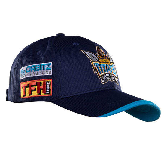 Gold Coast Titans 2019 Media Cap, , rebel_hi-res