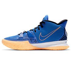 Nike Kyrie 7 Sisterhood Mens Basketball Shoes Blue US 7, Blue, rebel_hi-res