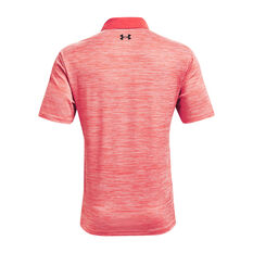 Under Armour Mens Performance 2.0 Polo Shirt Red S, Red, rebel_hi-res