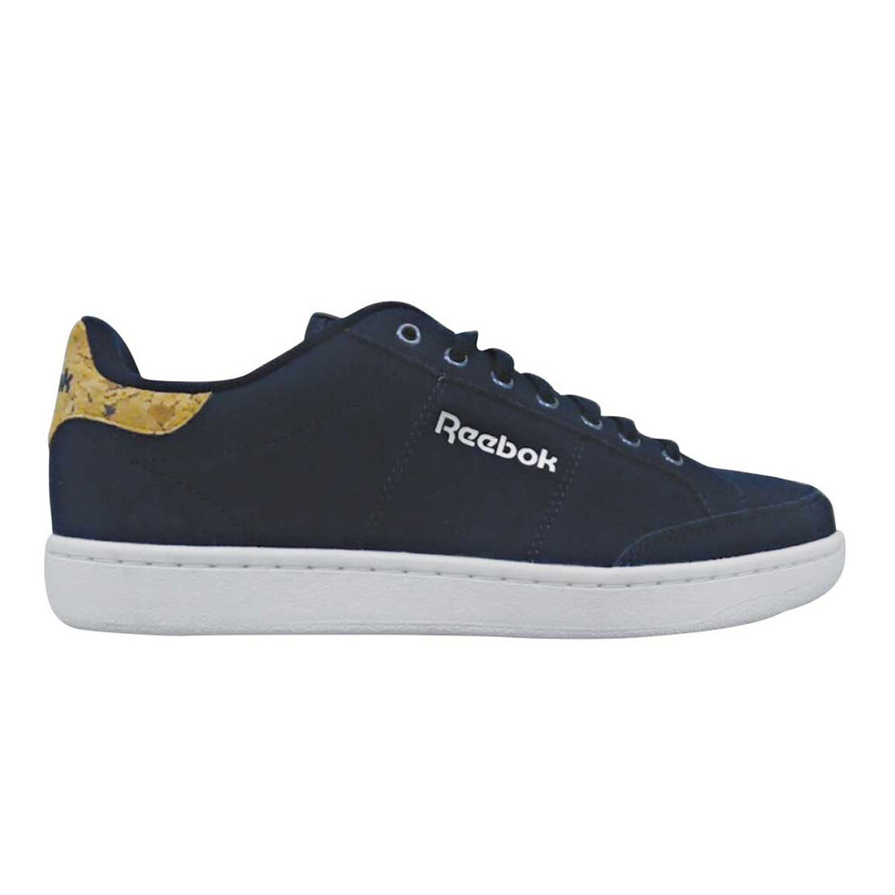 3868fe1a7aee4b Reebok Royal Smash Suede Mens Casual Shoes Navy   Blue US 7