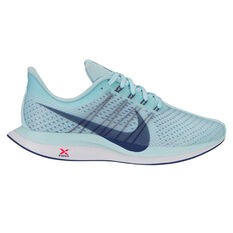 Nike Air Zoom Pegasus 35 Turbo Womens Running Shoes Teal / White US 6, Teal / White, rebel_hi-res