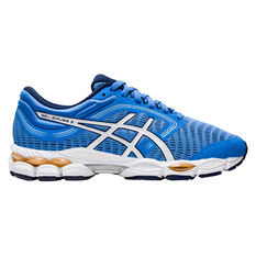 Asics GEL Ziruss 3 Womens Running Shoes Blue/White US 6, , rebel_hi-res