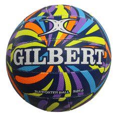 Gilbert  Glam Fireworks Netball 5, , rebel_hi-res