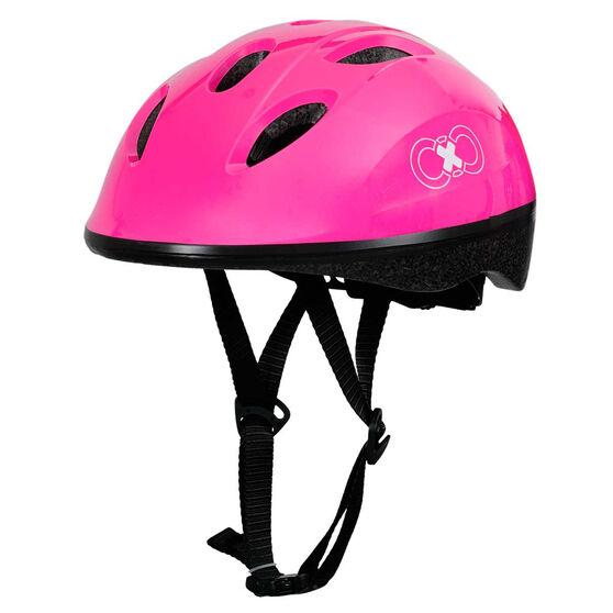 Goldcross Kids Pioneer Bike Helmet Pink 52 - 56cm, Pink, rebel_hi-res
