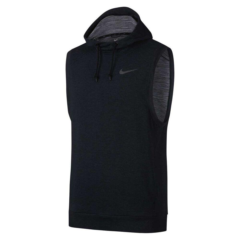 8adeba901cb94 Nike Mens Dry Training Hoodie Black S