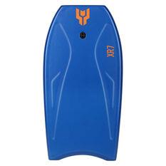 Tahwalhi XR7 Ocean Body Board Blue 36in, Blue, rebel_hi-res