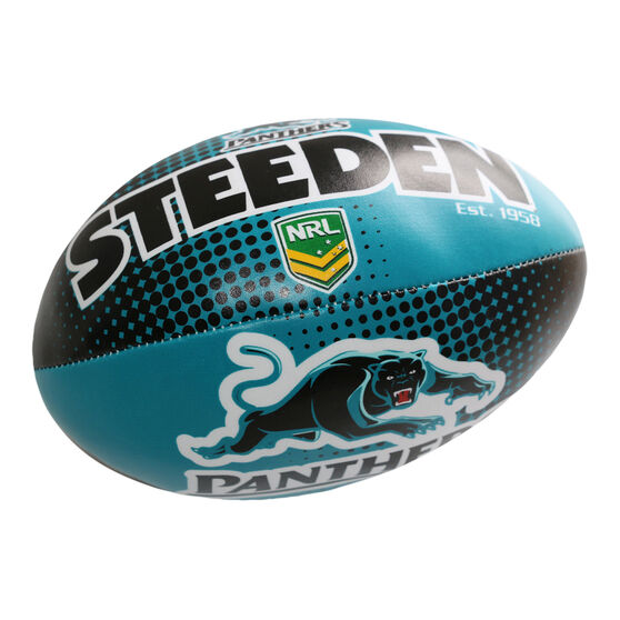 Gray Nicolls NRL Penrith Panthers Rugby League Ball, , rebel_hi-res