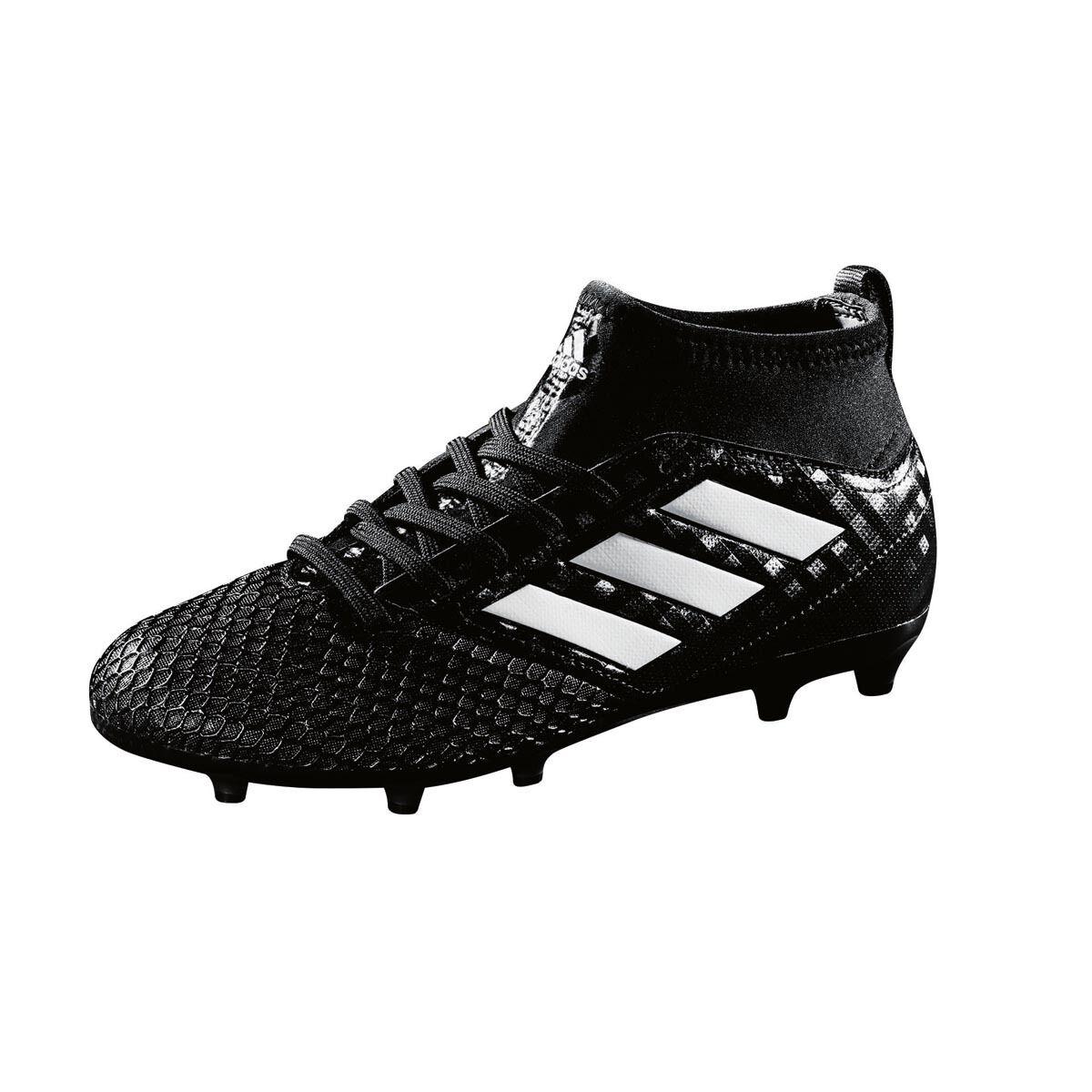 bc02de78ee7 ... ireland adidas ace 17.3 primemesh junior football boots black white us  12 junior black 17002 d516d ...