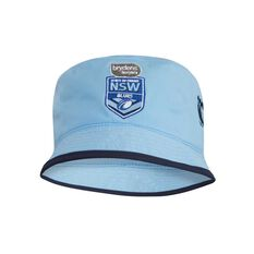NSW Blues State of Origin 2018 Bucket Hat OSFA, , rebel_hi-res