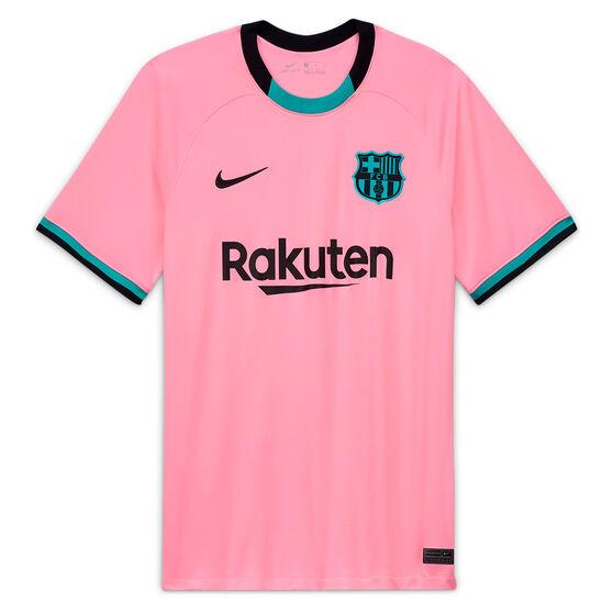 FC Barcelona 2020/21 Mens 3rd Jersey, Pink, rebel_hi-res