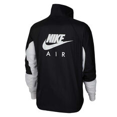 Nike Air Womens Full Zip Running Jacket Black XS, Black, rebel_hi-res