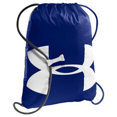 Under Armour Ozsee Sackpack Royal / Grey, , rebel_hi-res
