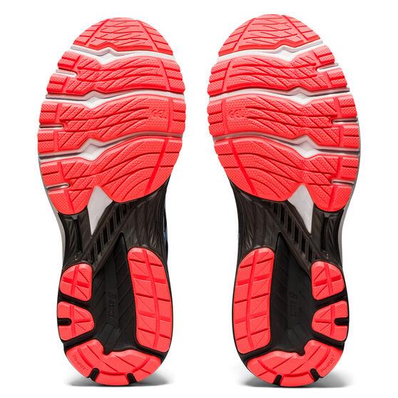 Asics GT 2000 9 4E Mens Running Shoes, Black/Blue, rebel_hi-res