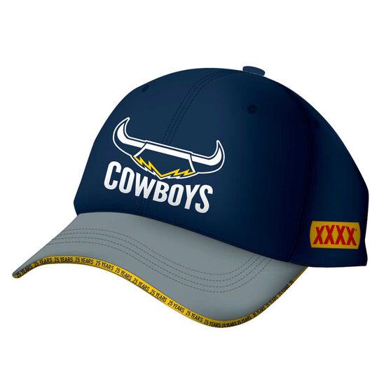 North Queensland Cowboys Media Cap, , rebel_hi-res