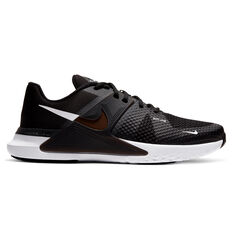 Nike Renew Fusion Mens Training Shoes Black / White US 7, Black / White, rebel_hi-res