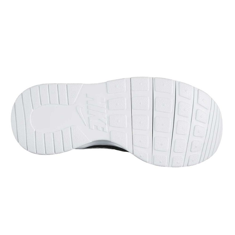 new arrival f7a6a 70f16 Nike Tanjun Junior Boys Casual Shoes Black   White US 13, Black   White,