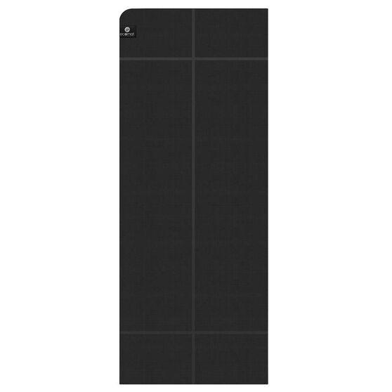 PTP EcoMat Yoga Mat Black, Black, rebel_hi-res