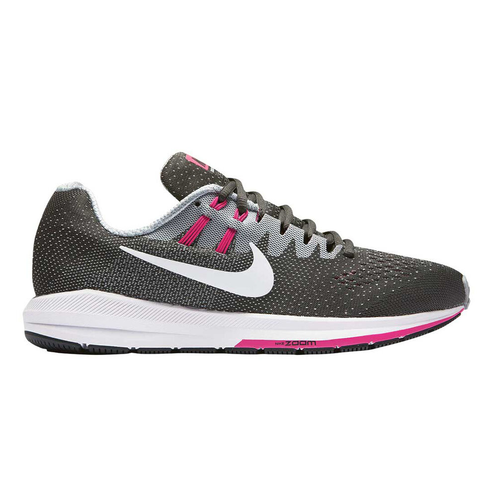 buy online b1738 c7fbf Nike Air Zoom Structure 20 Womens Running Shoes Grey   Pink US 6, Grey