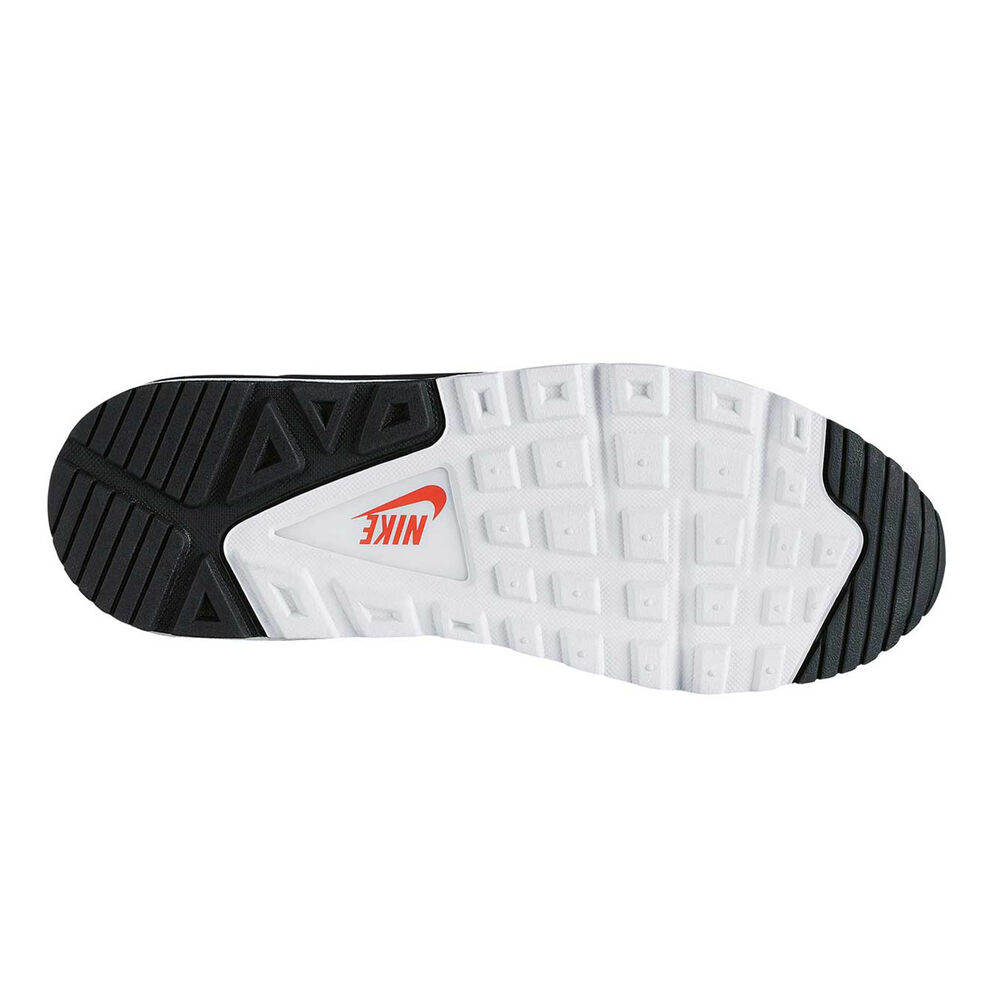 Nike Air Max Command Mens Casual Shoes White   Black US 7  78b3902f8