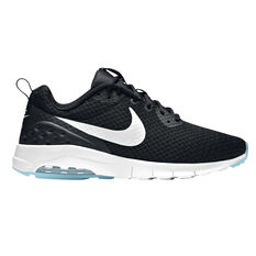 Nike Air Max Motion Low Mens Casual Shoes Black / White US 7, Black / White, rebel_hi-res