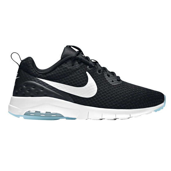 77719e77 Nike Air Max Motion Low Mens Casual Shoes Black / White US 9 | Rebel ...