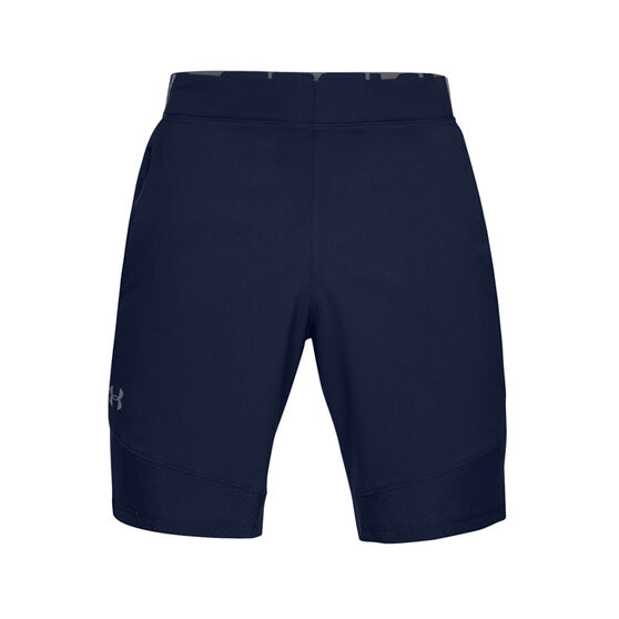 Under Armour Vanish Woven Training Shorts, Navy, rebel_hi-res