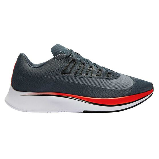 0ad85b7bad6 Nike Zoom Fly Mens Running Shoes Blue   Black US 8