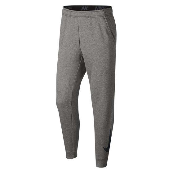 Nike Mens Therma Tapered Training Pants, Grey, rebel_hi-res