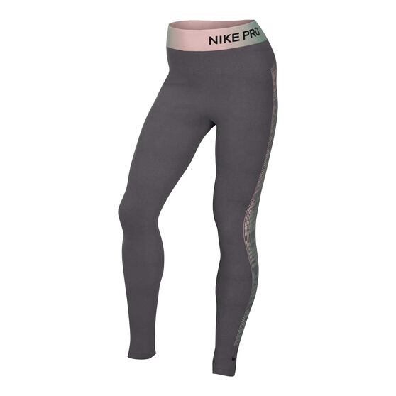Nike Womens Pro Graphic Training Tights, , rebel_hi-res