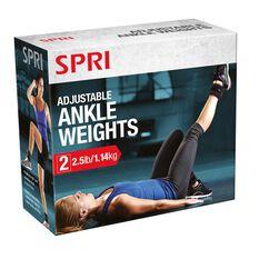 SPRI 2.5lb Ankle Wrap Weights, , rebel_hi-res