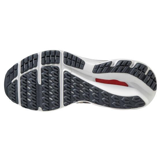 Mizuno Wave Inspire 17 Mens Running Shoes, Navy, rebel_hi-res