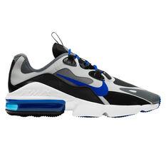 Nike Air Max Infinity 2 Mens Casual Shoes Black/Blue US 6, Black/Blue, rebel_hi-res