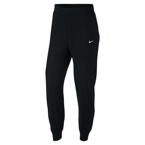 Nike Womens Bliss Training Pants, Black, rebel_hi-res