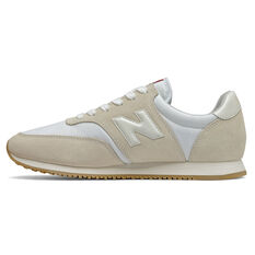 New Balance Comp 100 Mens Casual Shoes White/Navy US 7, White/Navy, rebel_hi-res