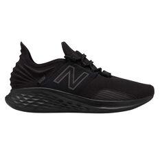 999a9159fea New Balance Fresh Foam Roav Mens Running Shoes Black US 7