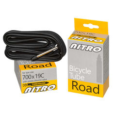 Nitro Threadless 700cm x 19cm FV Tube 60mm Presta Valve, , rebel_hi-res