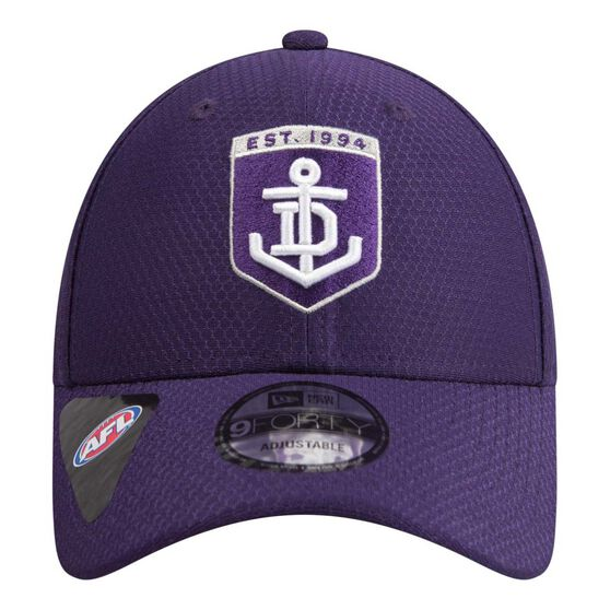 Fremantle Dockers New Era 9FORTY Media Cap, , rebel_hi-res