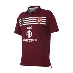 QLD Maroons State of Origin 2019 Mens Traditional Jersey, Maroon, rebel_hi-res