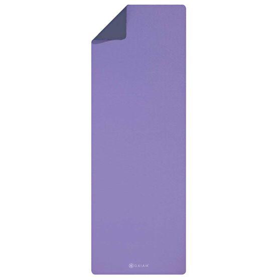 Gaiam Essential 4.5mm Yoga Mat Magneta Pink   Storm Grey 4.5mm ... 7c32e794620f6