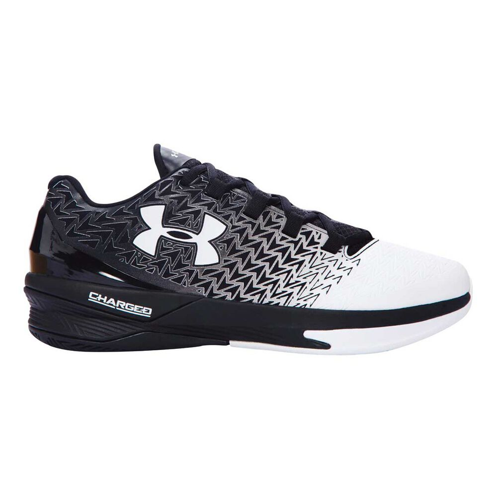9783cc067003 Under Armour ClutchFit Drive 3 Low Mens Basketball Shoes Black   White US  8