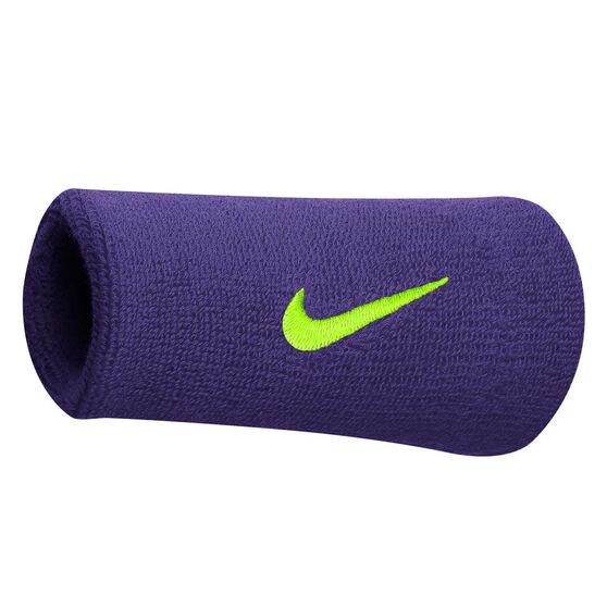 Nike Swoosh Double Wide Wristbands, , rebel_hi-res