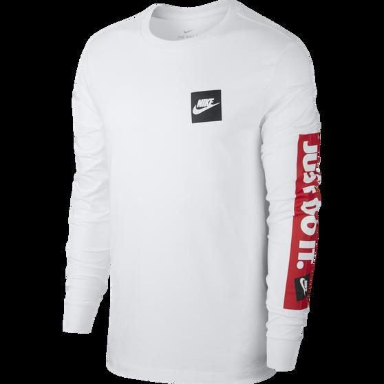 Nike Mens Sportswear JDI Long-Sleeve Tee, , rebel_hi-res