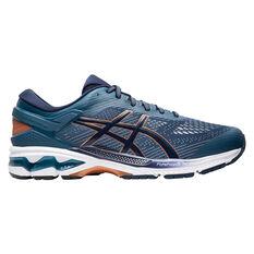 Asics GEL Kayano 26 Mens Running Shoes Blue US 7, , rebel_hi-res