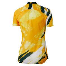 4ce1ad39141 ... Matildas 2019 Womens Home Jersey Yellow S, Yellow, rebel_hi-res