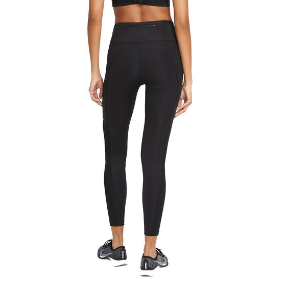 Nike Womens Epic Fast Run Division Running Tights, Black, rebel_hi-res