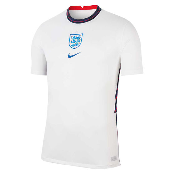 England 2020 Mens Stadium Home Jersey, White, rebel_hi-res