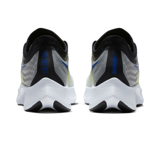 Nike Zoom Fly 3 Mens Running Shoes, White/Blue, rebel_hi-res